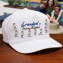 Personalized Fishing Buddies Hat