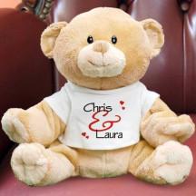 Romantic Couples Teddy Bear