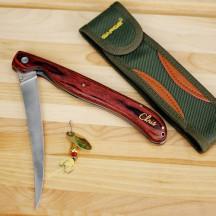 Engraved Fillet Knife