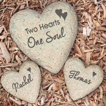 Set in Stone Heart Set
