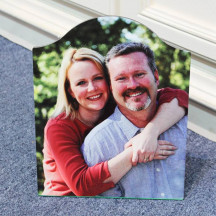 Personalized Custom Hardboard Photo Panel, Christmas Gift
